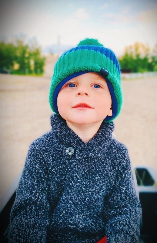 The Little Explorer Toque at Reflect You